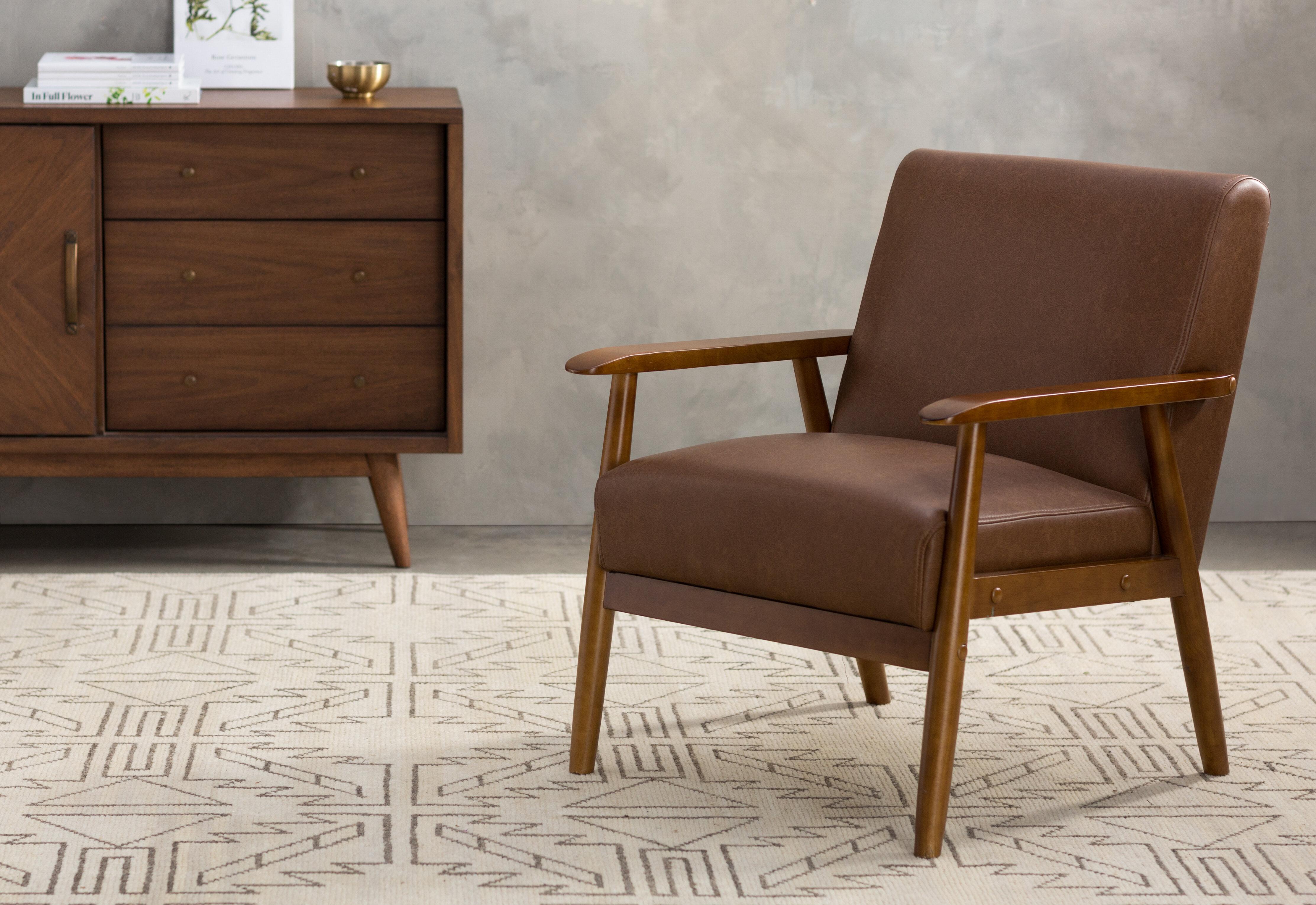 Groovy Barlow Armchair Theyellowbook Wood Chair Design Ideas Theyellowbookinfo