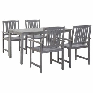 Gavrich 4 Seater Dining Set Image
