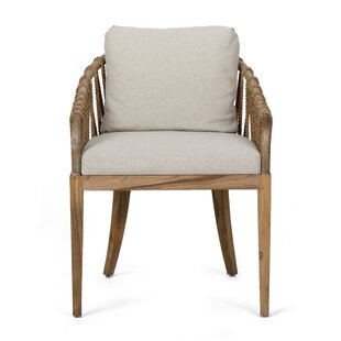 Manns Upholstered Dining Chair by Bungalo..