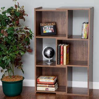 Expandable Geometric Bookcase by IRIS USA, Inc. SKU:EB316773 Description