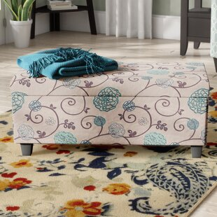 Yara Storage Ottoman by Andover Mills
