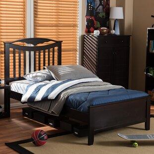 Bargain Myrna Slat Bed by Harriet Bee Reviews (2019) & Buyer's Guide