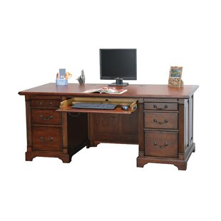 Smithville Computer Desk by DarHome Co Sale