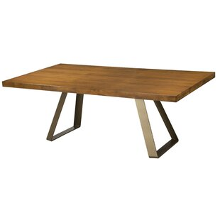 Pressley Maple Straight Edge Dining Table..