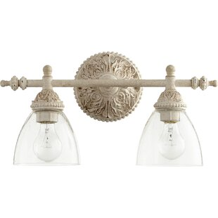 Best Choices 2-Light Vanity Light By Quorum