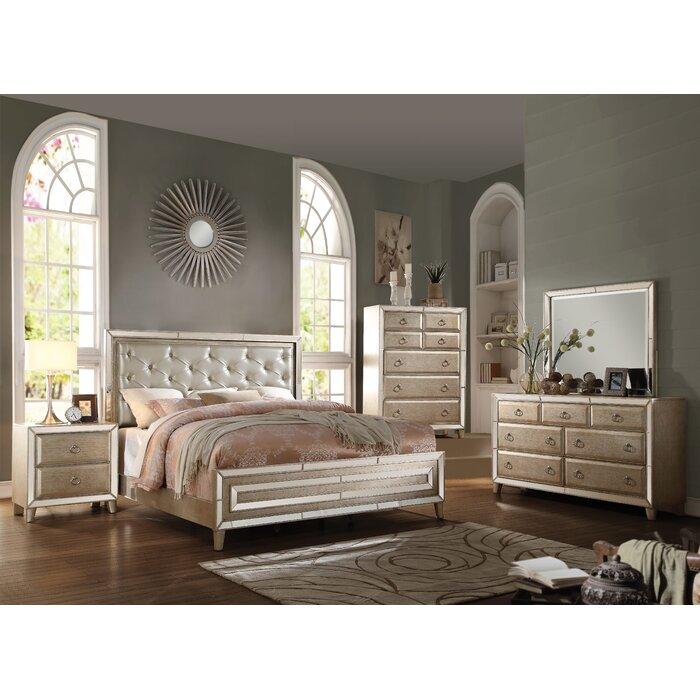Hester Configurable Bedroom Set