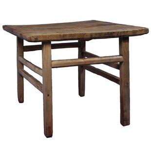 Read Reviews Orechi End Table by Antique Revival