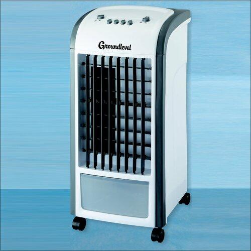 Easy Move Portable Air Conditioner EUGroundlevel