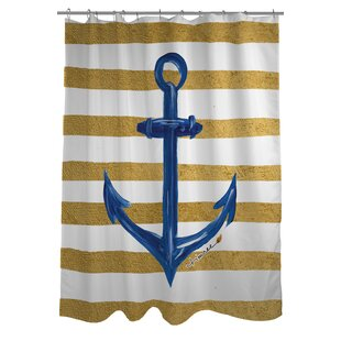 Ebert Single Shower Curtain