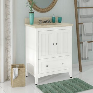 Artic Modern 31 Single Bathroom Vanity Set by Longshore Tides