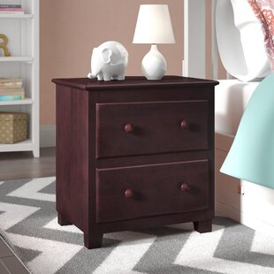 Read Reviews Gladney 2 Drawer Nightstand by Viv + Rae Reviews (2019) & Buyer's Guide