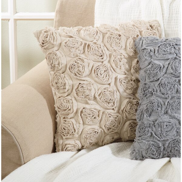 Textured Decorative Pillows Wayfair