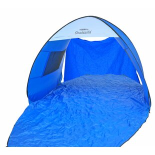 Shadezilla Instant Pop Up Beach 2 Person Tent