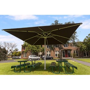 Nova 13' Square Market Umbrella by Frankford Umbrellas