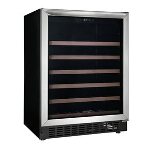 46 Bottle Single Zone Freestanding Wine Cooler by Frigidaire