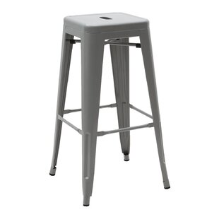 Bourg 77cm Bar Stool (Set Of 4) By Williston Forge