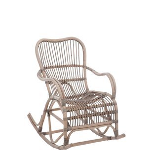 Anya Rocking Chair By Beachcrest Home