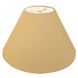 Coolie 14 Linen Empire Lamp Shade