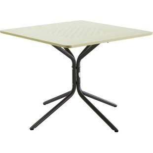 Les Jardins Fling Square Dining Table