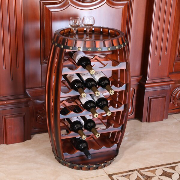 Half Barrel Wine Rack Wayfair