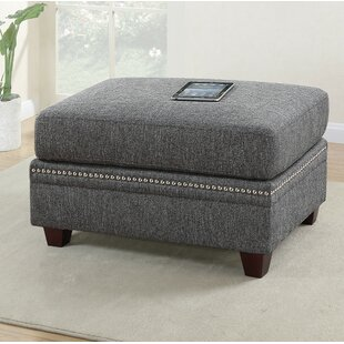 Mangume Cocktail Tufted Standard Ottoman