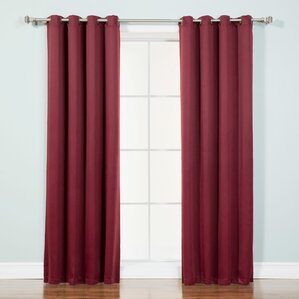 Red Curtains U0026 Drapes Youu0027ll Love | Wayfair Part 97