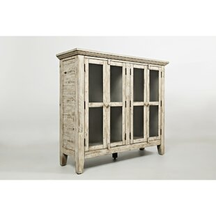 Price Check Birchwood 4 Door Accent Cabinet ByAugust Grove