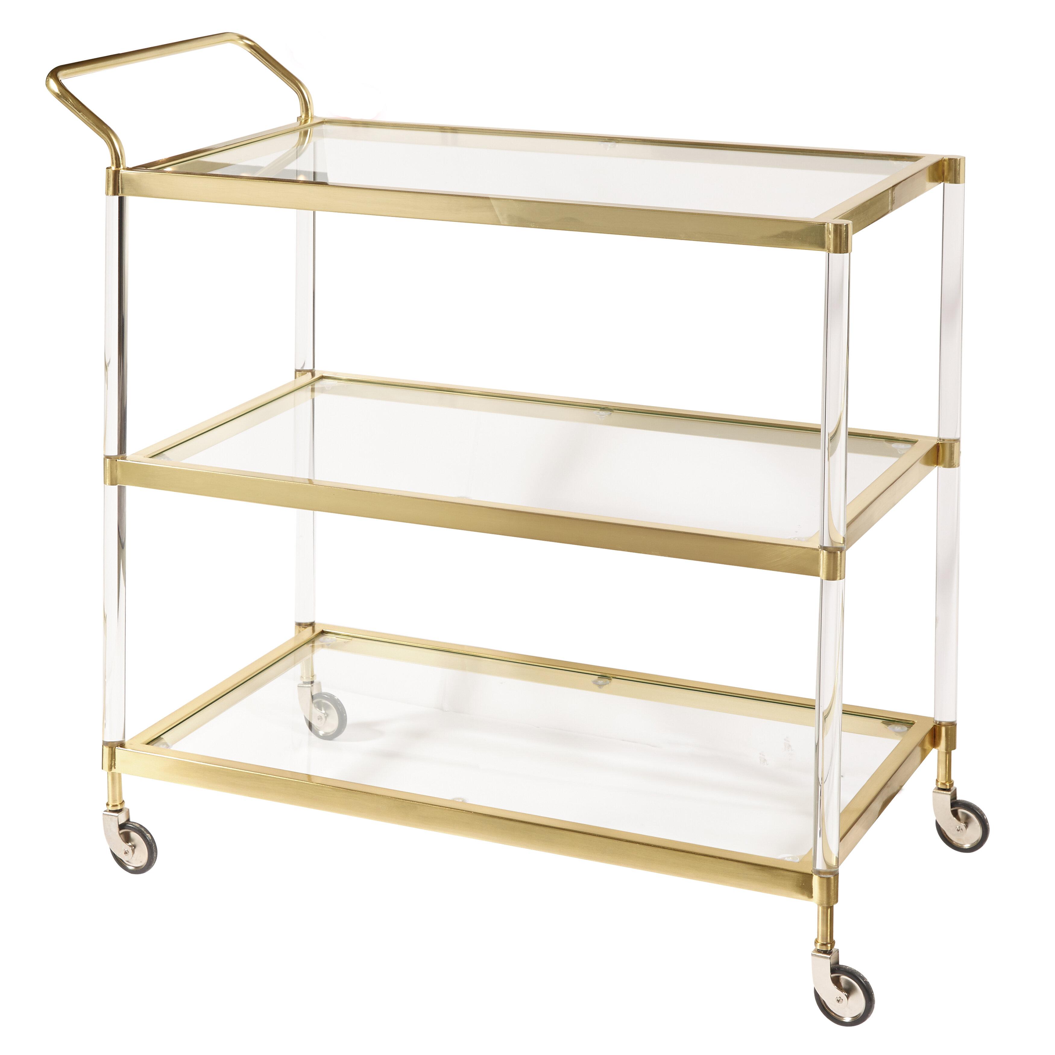 Lagasse Bar Cart Reviews Allmodern