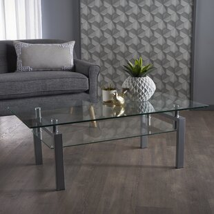 Washbourne Glass Coffee Table