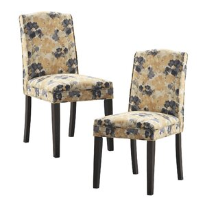 Camel Side Chair (Set of 2) by Madison Park