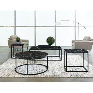 Brayden Studio Louisa 4 Piece Coffee Table Set