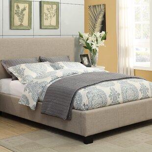 Modus Furniture Simone Upholstered Platform Bed