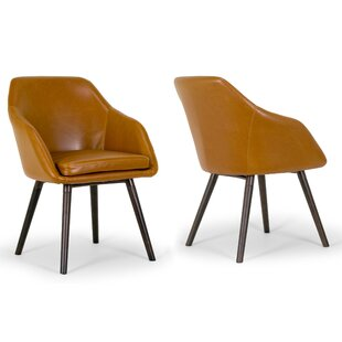 Adaya Arm Chair (Set of 2) by Glamour Hom..