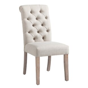 Malinda Upholstered Dining Chair (Set of 2)