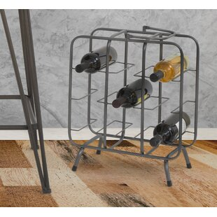 Jorden 9 Bottle Wine Rack By Williston Forge
