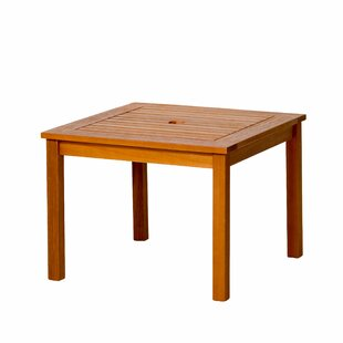 Yorkshire Umbrella Eucalyptus Side Table