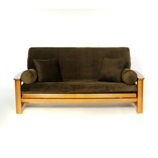 Twist Box Cushion Futon Slipcover