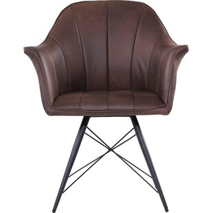 Farrington Upholstered Dining Chair Ivy Bronx