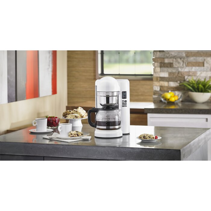 KitchenAid 12-Cup One Touch Brewing Coffee Maker
