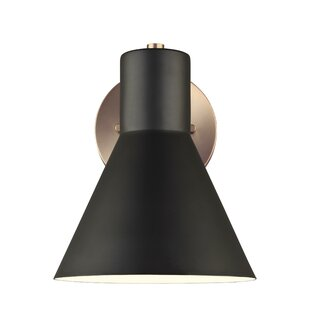 Affordable Price Alton 1-Light Armed Sconce By 17 Stories