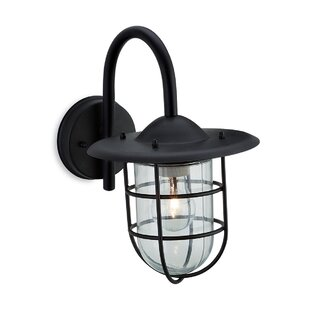 Barton Point 1 Light Outdoor Sconce Image