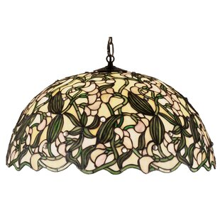 Meyda Tiffany Tiffany 3-Light Bowl Pendant