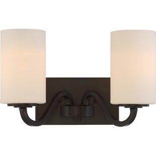 Charlton Home Tillson 2-Light Vanity Light