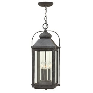 Anchorage 3-Light Outdoor Hanging Lantern