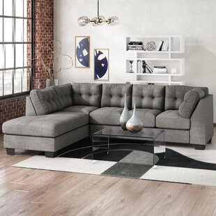 Cornett Sectional by Mercury Row
