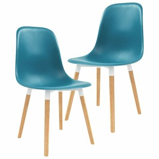 Alaia Solid Wood Dining Chair (Set Of 2) By Isabelline