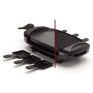 Aroma 10.59 inch  Non-Stick Grill Pan & Griddle