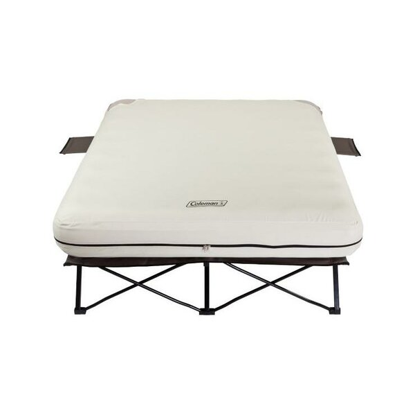 Coleman Queen Airbed Cot With Frame Reviews Wayfair