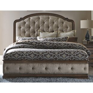 Blenheim Upholstered Panel Bed