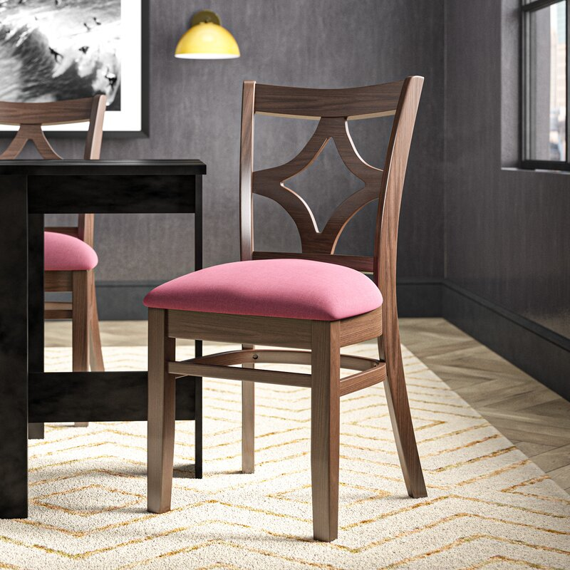 Florida Seating CON Series Upholstered Dining Chair